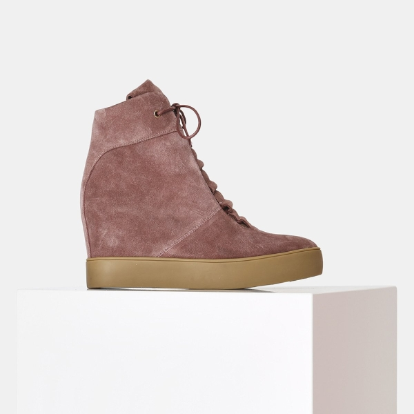 Shoe The Bear Trish Heeled Sneakers